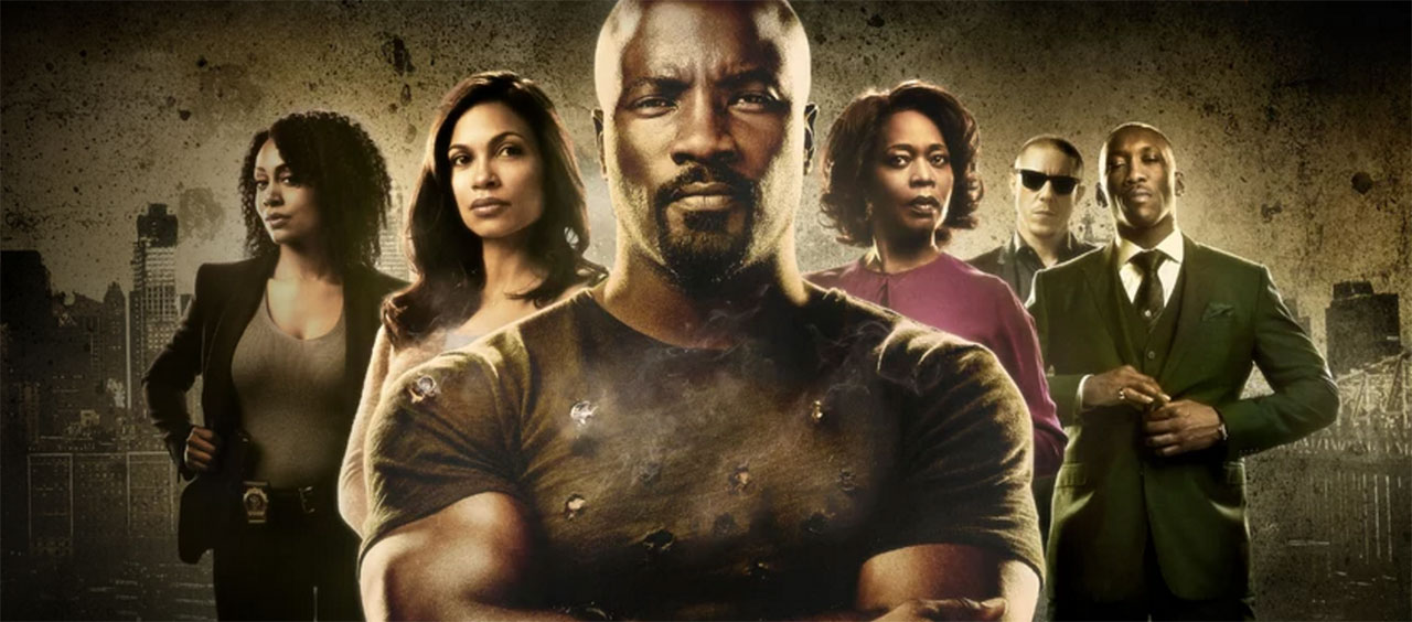 Marvel S Luke Cage S1 Now Streaming On Netflix In 4k W