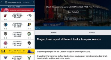 NBA App Enhances Mobile View, Adds TNT Overtime, And Too Many Ads
