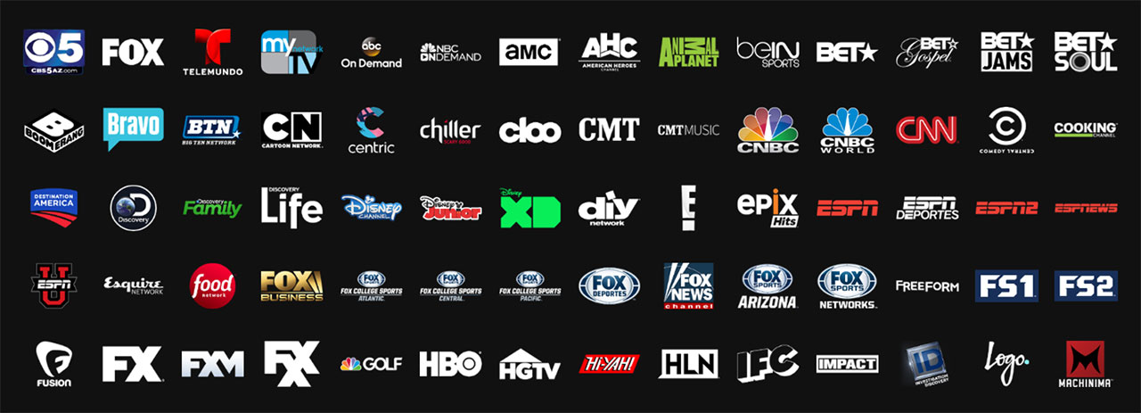 Comcast Internet Packages >> PlayStation Vue Now Available On Android TVs – HD Report