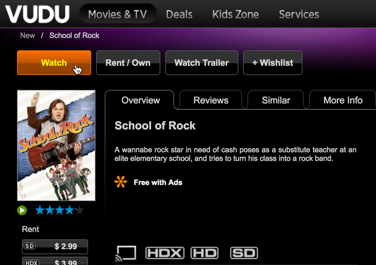 vudu-free-watch-school-of-rock
