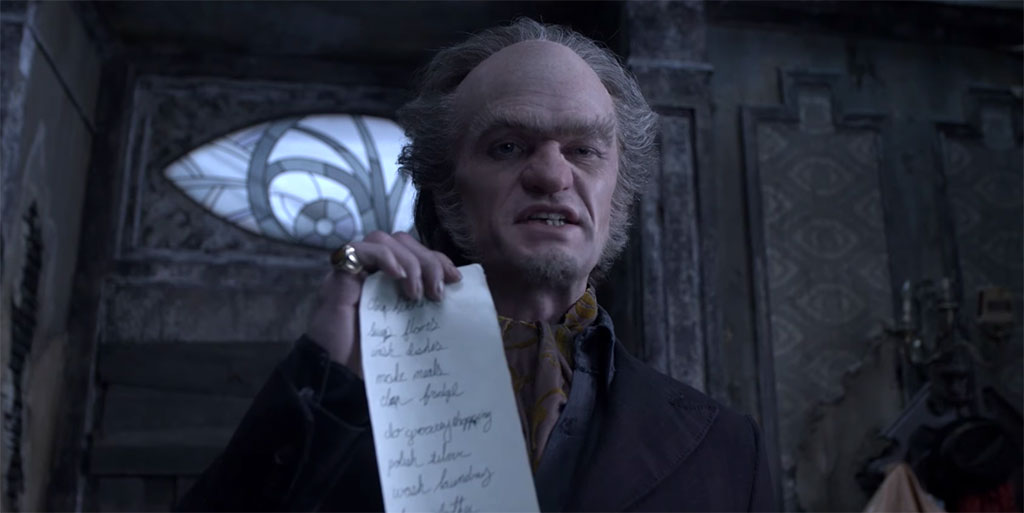 Netflix S Lemony Snicket S A Series Of Unfortunate Events