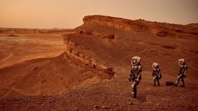 'Mars' Mini-Series Debuts On National Geo Channel