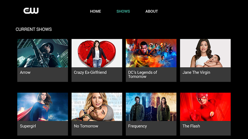 The Cw App Channel Updated For Fire Tv Hd Report