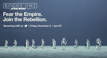Twitter To Live-Stream 'Rogue One: A Star Wars Story' Event