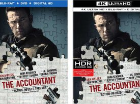 'The Accountant' Blu-ray/UHD BD Release Date & Details