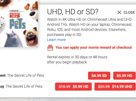 4k Ultra HD Movies Now On Google Play