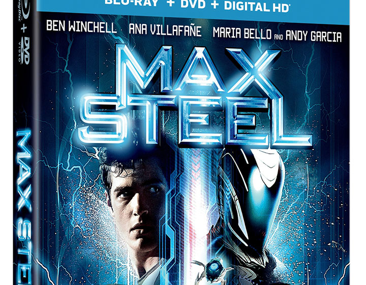 Universal's 'Max Steel' Blu-ray & Digital Release Dates