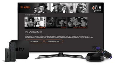Vintage Film Channel Launches On Amazon Fire TV, Apple TV & Roku