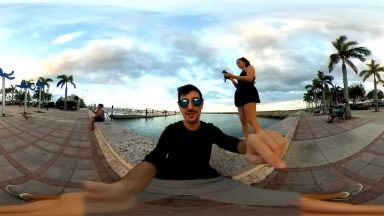 Twitter Now Live Streaming 360-Degree Video via Periscope
