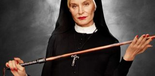 Jessica Lange in American Horror Story 2011