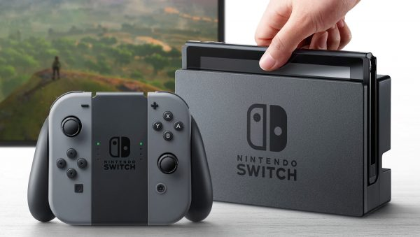 Nintendo Switch Joy-Con Charging Grip Will Be Sold Separately