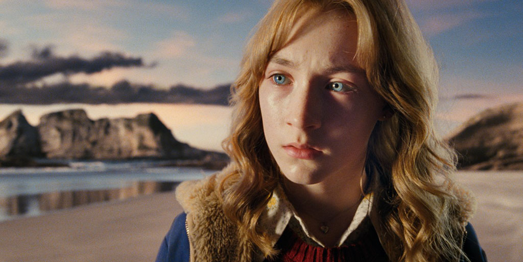 Saoirse Ronan the lovely bones Image: The Lovely Bones (2009)