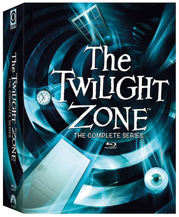 Deal Alert: The Twilight Zone: The Complete Series Blu-ray