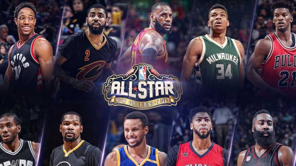Nba All Star Weekend 2017 Channels Amp Event Schedule Hd