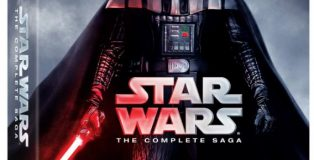 Star Wars Complete Saga Blu-ray
