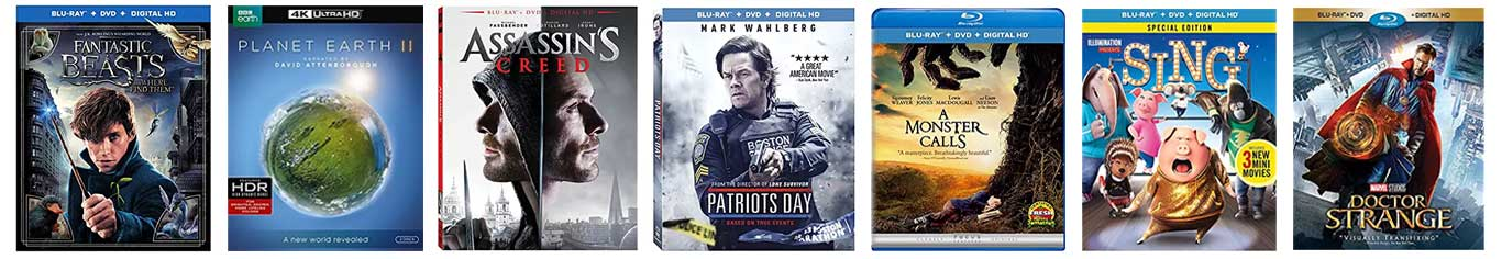 blu-ray new releases
