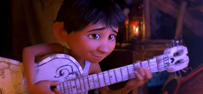 Disney/Pixar Release 2-Minute Teaser Trailer for Coco