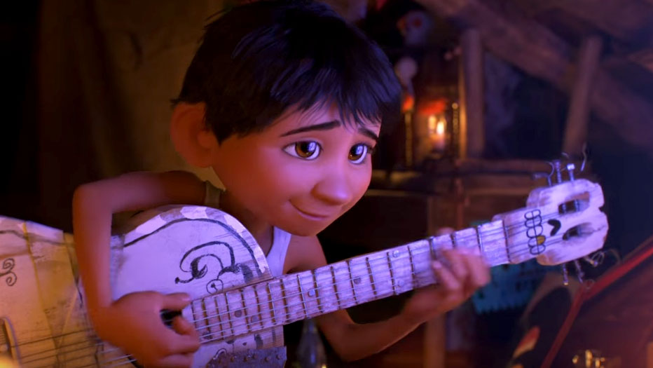 Tv And Internet Providers >> Disney/Pixar Release 2-Minute Teaser Trailer for Coco – HD ...