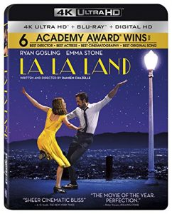 la la land 4k ultra hd blu-ray