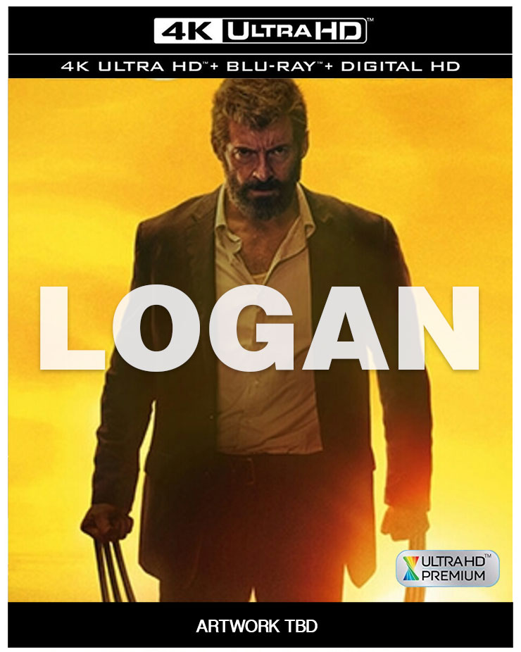 Logan 4k Ultra Hd Amp Blu Ray Available To Pre Order Hd