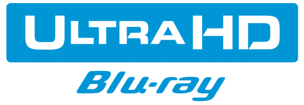Ultra HD Blu-ray logo transparent PNG