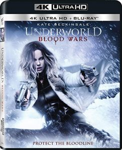 Underworld- Blood Wars 4k Ultra HD Blu-ray open