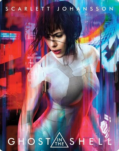 Ghost In The Shell Available For Pre Order On 4k Blu Ray Hd Report