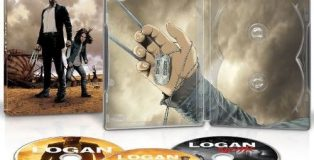 logan best buy steelbook blu-ray