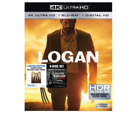 'Logan' Exclusive Retailer Blu-ray & 4k Editions Detailed – HD Report