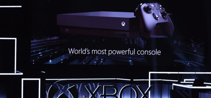 The Xbox One X's Power Level is Overkill