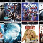Here are the 4k Blu-ray releases in August