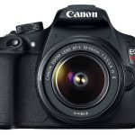 Save $200 on Canon EOS Rebel T5 Digital SLR Camera Kit
