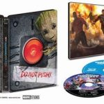 Guardians of the Galaxy Vol. 2 4k Steelbook Sold Out at Best Buy