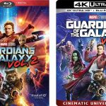 Guardians of the Galaxy: Vol. 2 released to Blu-ray & 4k Blu-ray