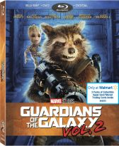 Guardians of the Galaxy- Vol. 2 Walmart Blu-ray sm