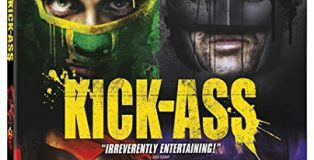 Kick-Ass Ultra HD Blu-ray package