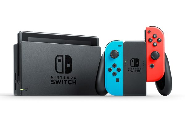 Nintendo Switch Once Again Tops US Console Sales Charts Edging Out PS4