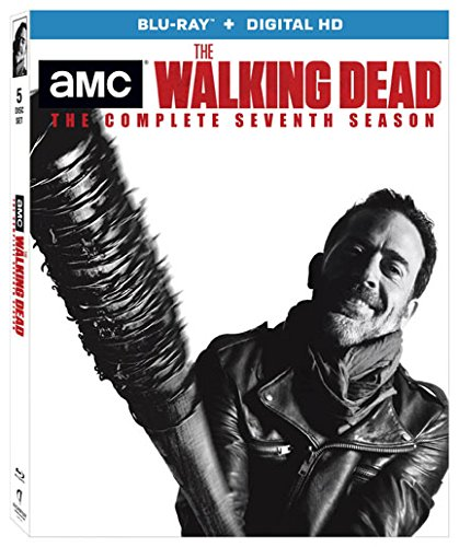 The Walking Dead Season 7 Blu-ray