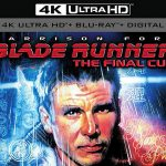 Sold Out: Blade Runner: The Final Cut 4k Blu-ray at Amazon