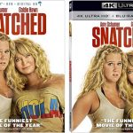 'Snatched' releasing to Blu-ray & 4k Blu-ray