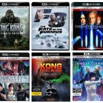 Here are the 4k Blu-ray releases coming in July