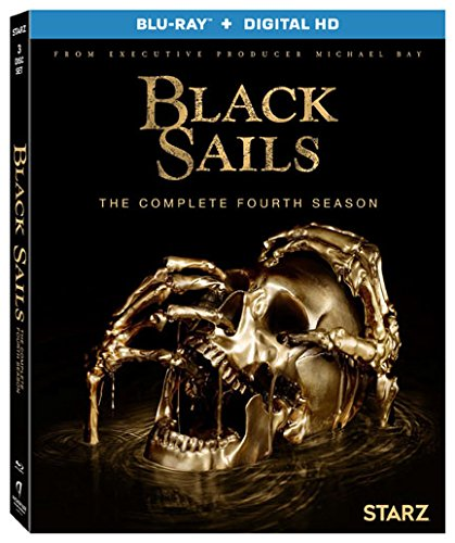 Black Sails Season 4 Blu-ray