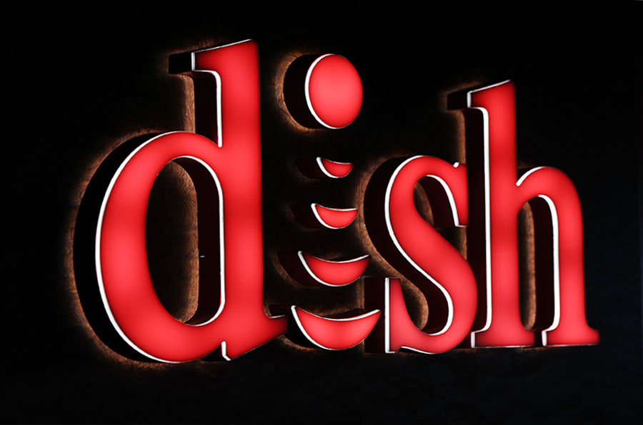 DISH-headquarters-sign