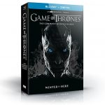 Game of Thrones Season 7 official Blu-ray package revealed