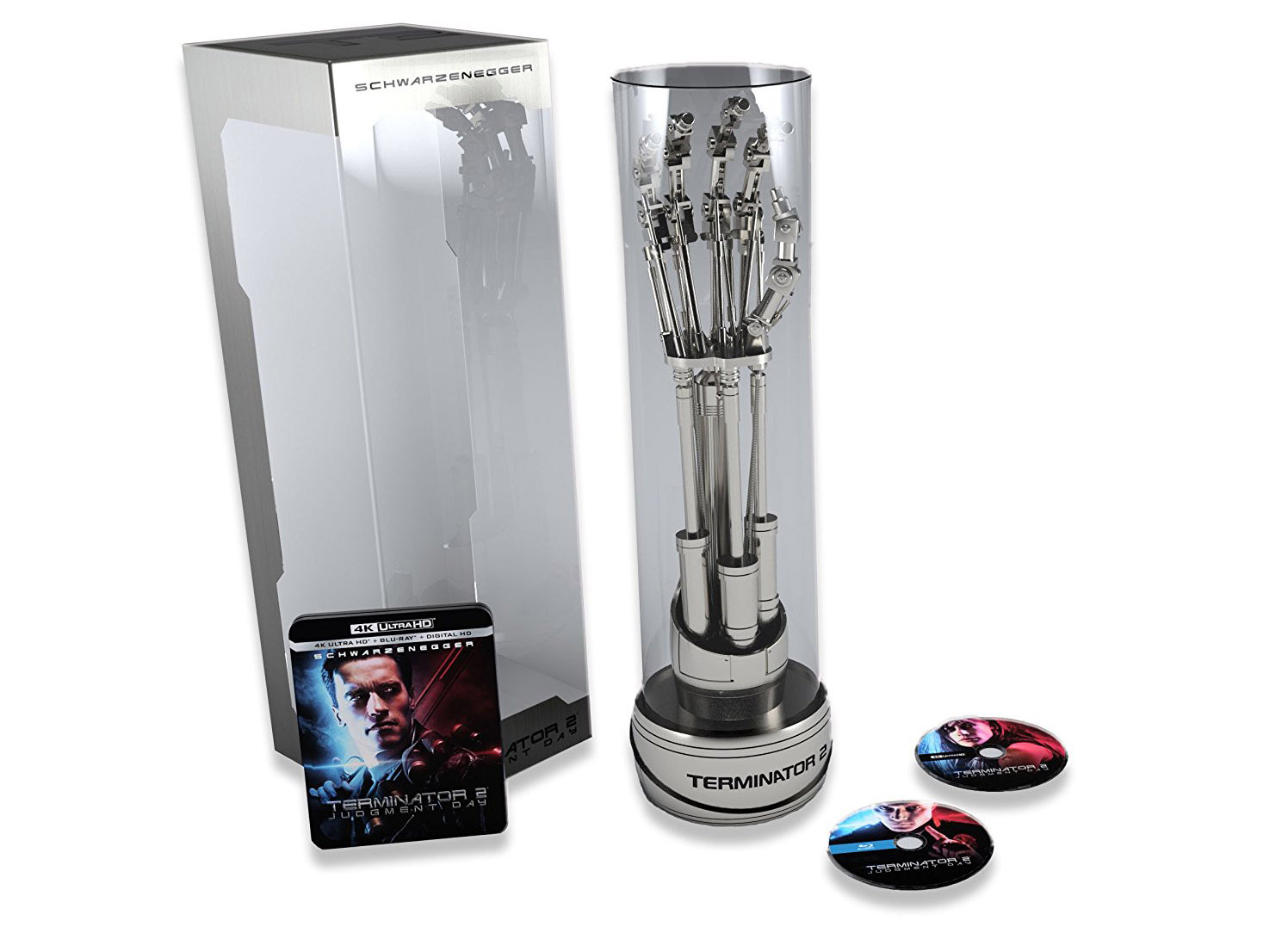 Terminator 2- Judgment Day Endoarm 4K Ultra HD Blu-ray