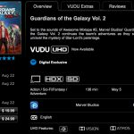 Guardians of the Galaxy Vol. 2 is cheapest new 4k digital release yet