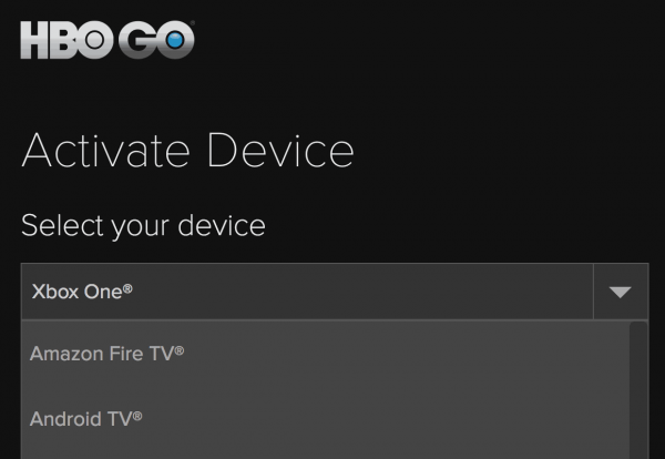 Hbogo com activate fire stick