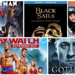 New Movies & TV Shows on Blu-ray, 4k & Digital Aug. 29