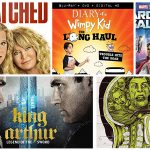 New Blu-ray, 4k, & Digital Releases This Week