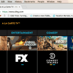 Sling launches Chrome in-browser player with basic features